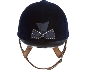 Crystal Bow for Helmet-charles-owen-Top Notch Wholesale
