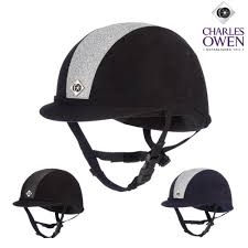 Charles Owen YR8 Sparkly Helmet-wholesale-brands-Top Notch Wholesale