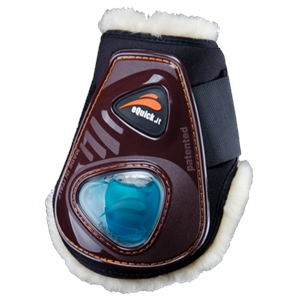eQUICK eSHOCK FLUFFY REAR BOOT-equick-Top Notch Wholesale