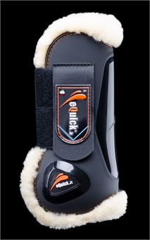 eQUICK eLIGHT NO KILL FLUFFY FRONT BOOTS-wholesale-brands-Top Notch Wholesale