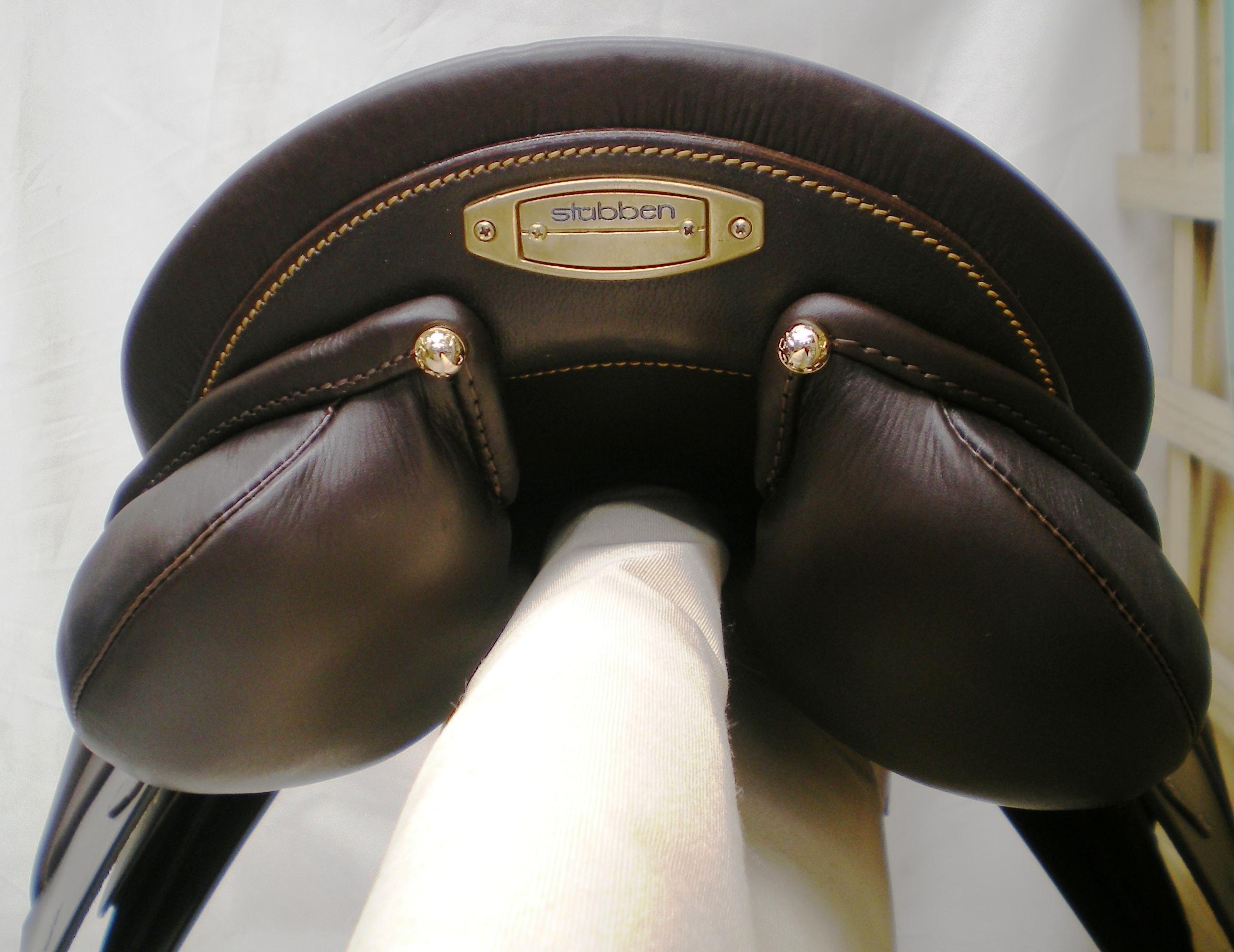 cheap for discount 8e0c6 7e7ab Stubben Junior Juventus Dressage Saddle - STUBBEN ...