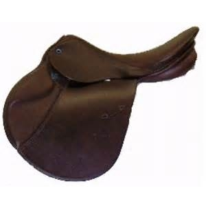 Edelweiss NT Deluxe Jumping Saddle-wholesale-saddles-Top Notch Wholesale