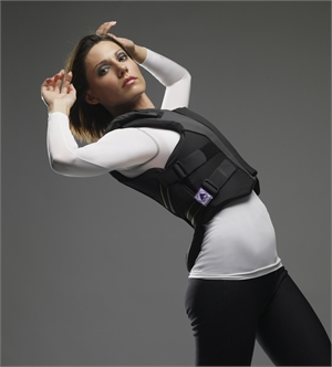 AIROWEAR LADIES BACKPROTECTOR-wholesale-brands-Top Notch Wholesale