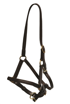 Stubben 1098 Pony NT Leather Halter-stubben-Top Notch Wholesale