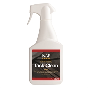 NAF SYNTHETIC TACK CLEANER SPRAY-naf-Top Notch Wholesale