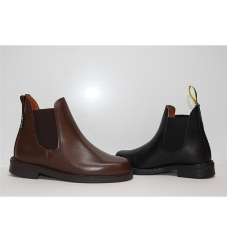Tuffa Polo Jodphur Boot Childs